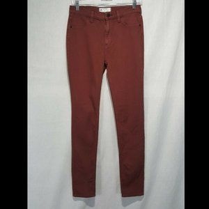 Free People Stretch HI-Rise Jegging Jeans 28 NWOT